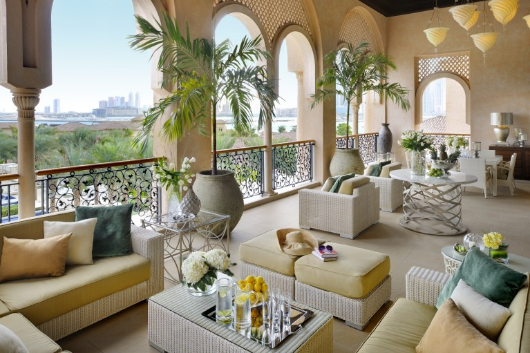 Grand Palm Suite - One&Only The Palm - Dubaj