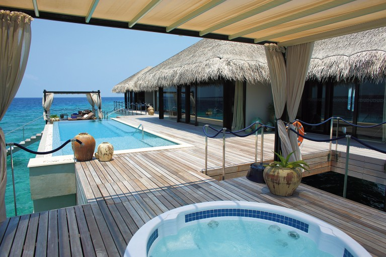Ocean Pool House - Velaa Private Island - Maledivy