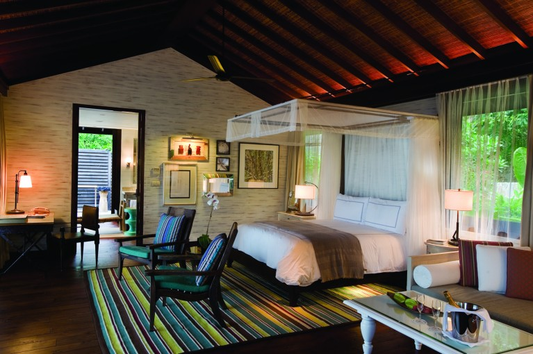 One Bedroom Villa - Four Seasons Seychelles - Seychely