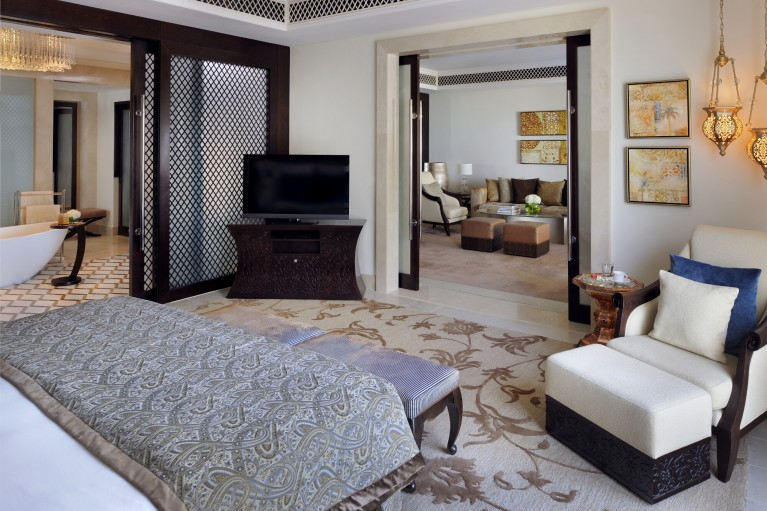 Palm Beach Executive Suite - One&Only The Palm - Dubaj