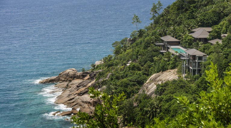 Private Residence - Four Seasons Seychelles - Seychely