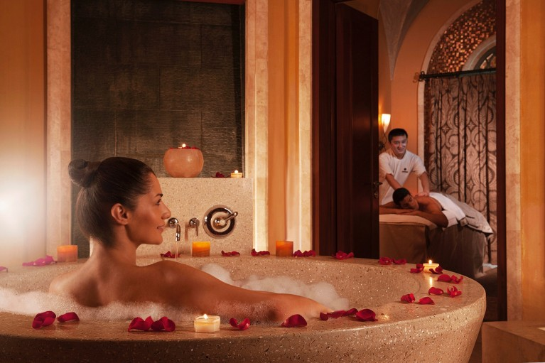 Spa - Atlantis The Palm - Dubaj