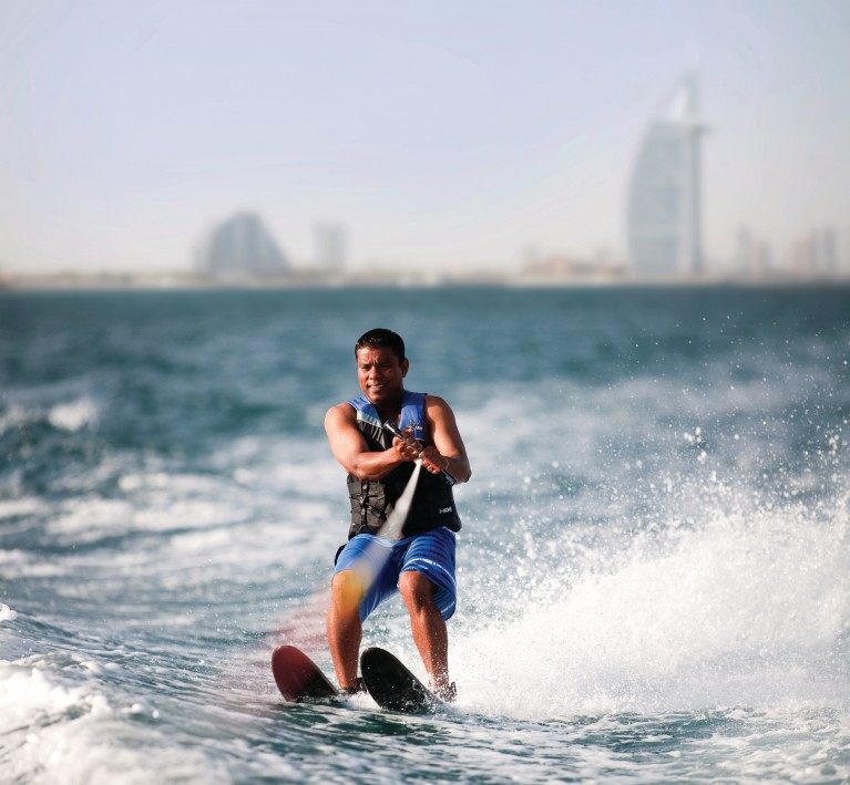 Sports Club - Madinat Jumeirah Al Qasr - Dubaj